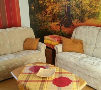 Schöne Wohnung in ländlicher Lage - Moorweg - Apartamento