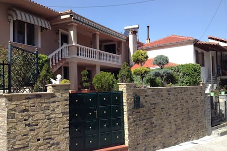 Luxury Family Villa near Meteora - Diava - Haus