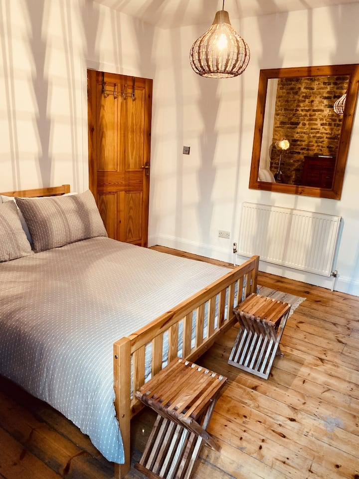 Boho chic room in the heart of Clapham