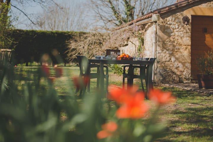 La ferme de Bousserand