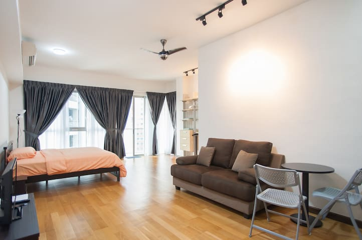 Modern Studio in Regalia @ KL City with Wifi #1 - Kuala Lumpur - Apartament