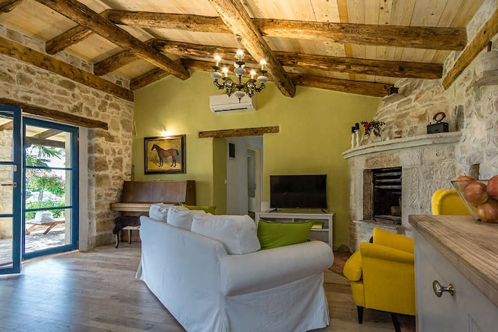 Old traditionalist Istria house - Umag - Villa