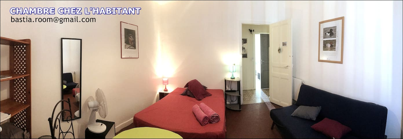 Triple Classique, centre ville Bastia #1