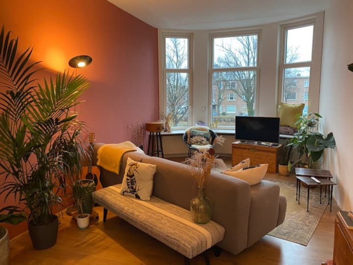 Cosy appartment for a lovely stay in The Hague