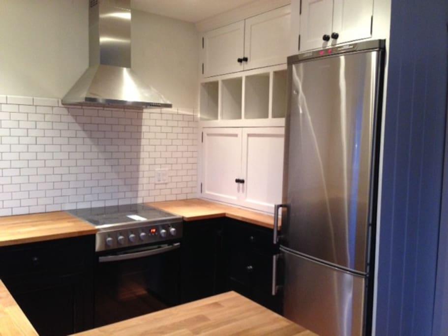 Brand new character kitchen