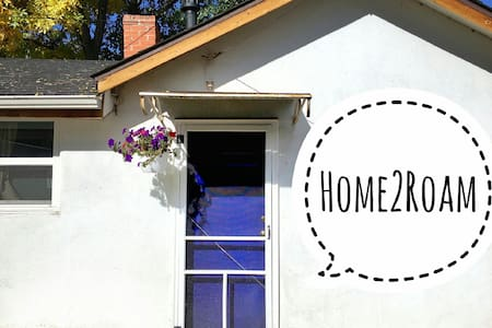 Home2Roam Cottage-close to city and outdoor fun - Colorado Springs