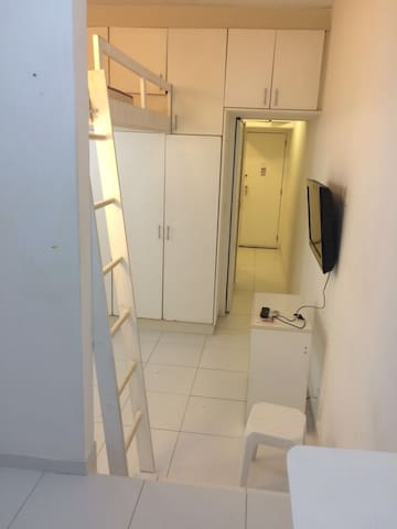 STUDIO LINDO EM COPACABANA - Rio de Janeiro - Appartement
