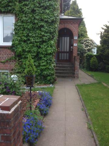 Gartenblick 1 - Kronshagen - Appartement