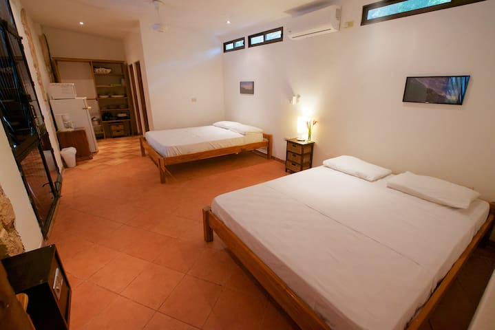 Private room by pool-close to beach - Nosara - Apartment