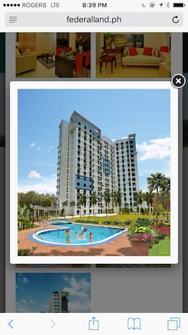 Condo in Tropicana Garden City