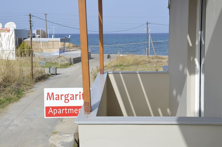 Margarita Apartment -Sea view