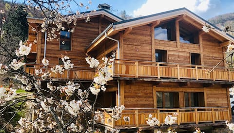 The hamlets : your furnished apartment in Courchevel