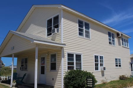Oceanside Cottage Court 3 bedroom Guesthouse - Nags Head - Casa
