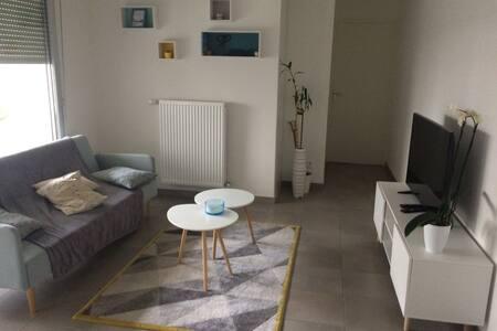 T3 moderne et cosy à proximité de Lyon - Rillieux-la-Pape