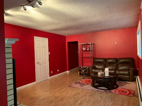 1 Bedroom Suite (Ground-level)