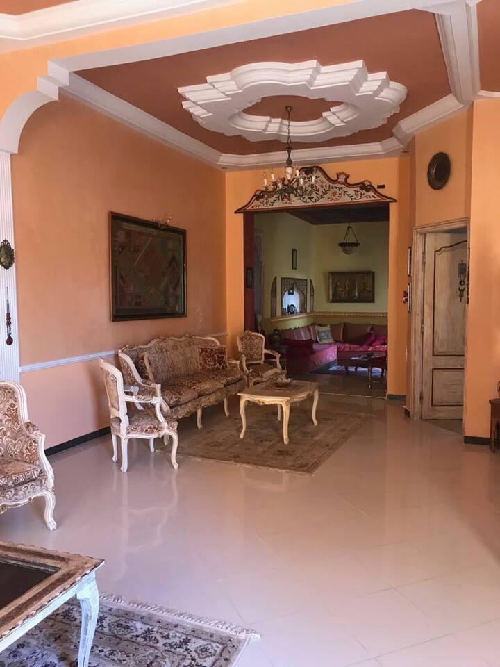 superbe Maison Meublé Korba