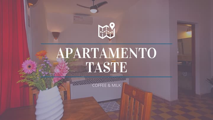 "APARTAMENTO TASTE ""COFFEE & MILK"""