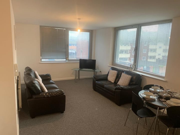 Lace Street - 2 Bedroom Apartment