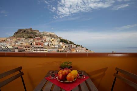 B&B La Meridiana - Camera Tripla - Castelsardo