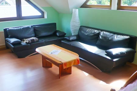 2-room apartment 80 m² Ferienapartments Adenau for 5 persons in Adenau - Adenau - Huoneisto