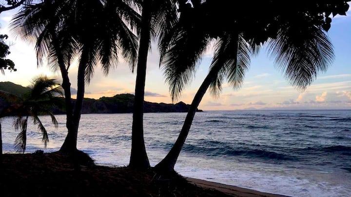 Tartane : Studio à 100 m de la plage et du surf