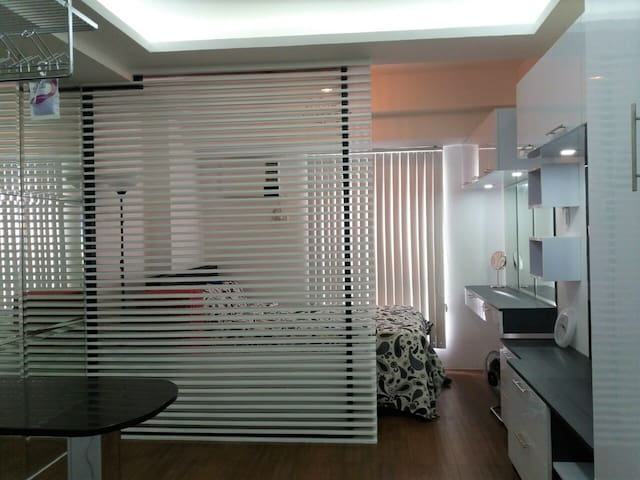 Amazing Furnished Studio Unit for rent in Makati! - Makati - Appartement