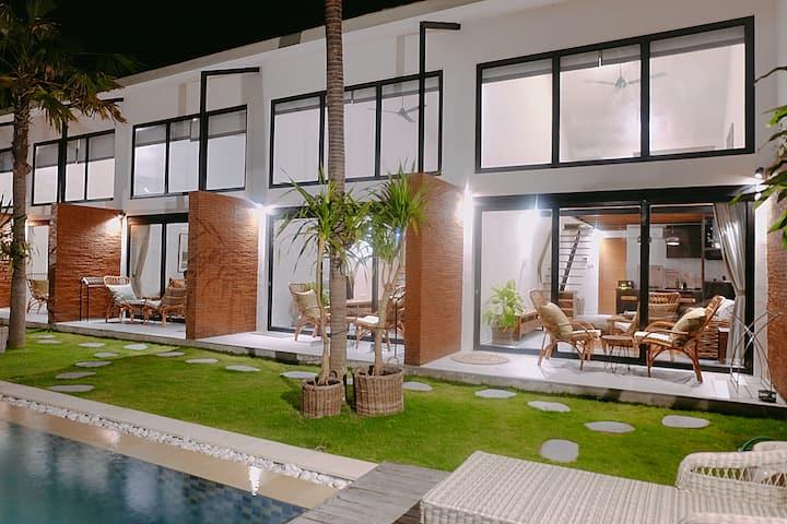 ANILA LOFT - Modern Loft w/ Fast Wifi & Pool