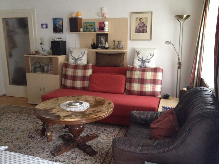 Lounge - Living common space