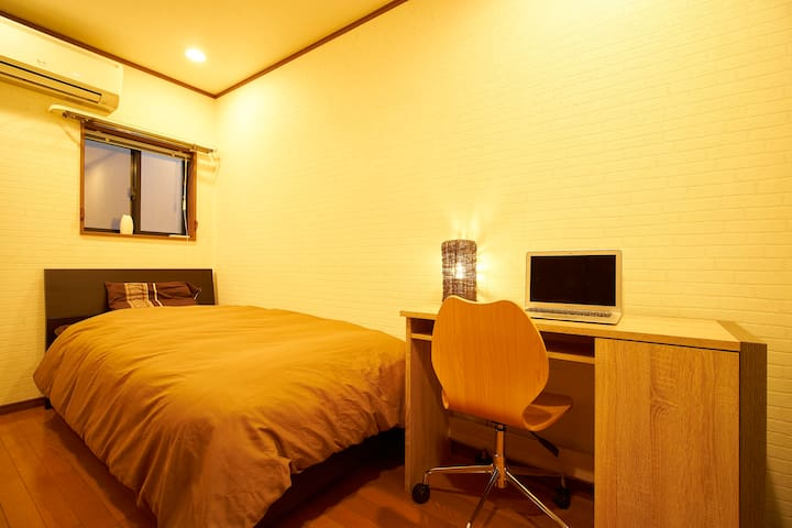 2min stn*Cozy Room*Artists neighborhood*Single#302 - Higashiyama-ku, Kyōto-shi