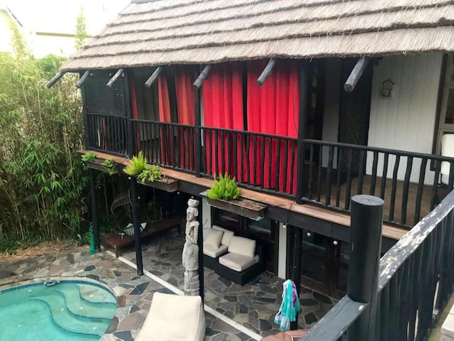 Bali Beach House -