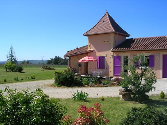 L'ANATIDE chambre d'hôtes, proche SARLAT - Sarlat-la-Canéda - Rumah Tamu
