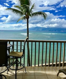 West Maui OCEANFRONT! November SPECIALS! Aloha!