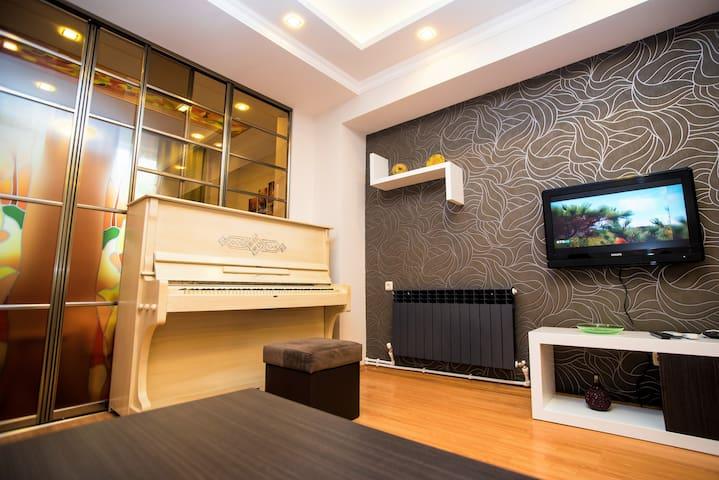 Апартамент Piano