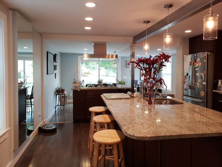 Upscale 1BR in the heart of downtown