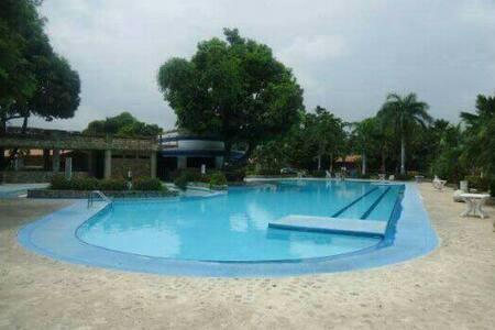 Cabaña en rodadero con piscina - Gaira