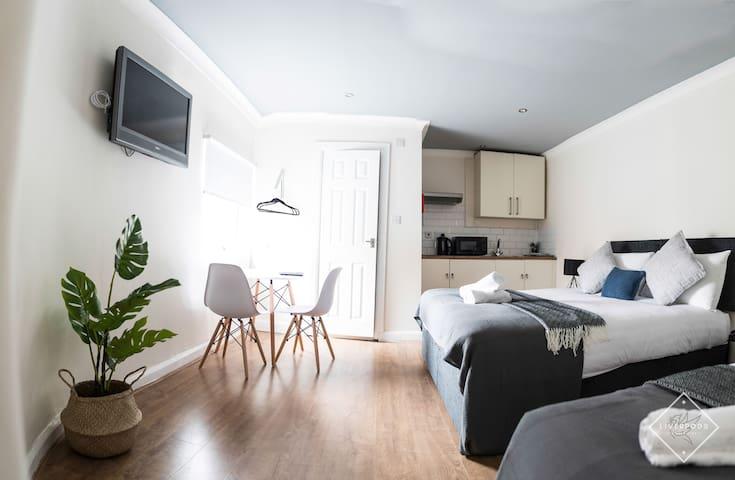 Bold Street LiverPod Apartment 5