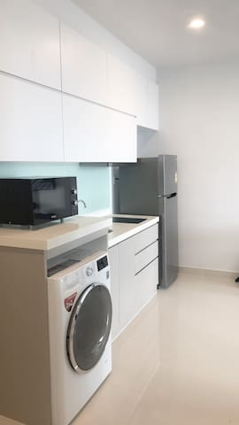 1BR Best location in Phnom Penh (High Floor)
