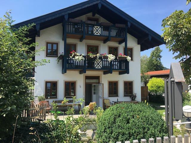 Ferienwohnung Müller4 im Haus Alpenrose