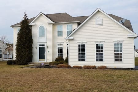 Luxury 4 Bedroom Beach Home in West Fenwick Island - Selbyville - House
