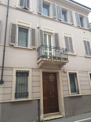 Giulio Romano apartment