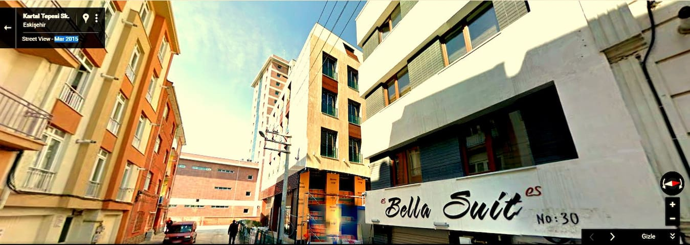Bella Suit - Tepebaşı - Apartment