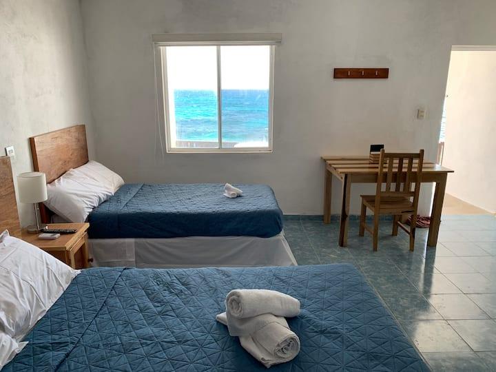 Amoramar isla mujeres (room1)