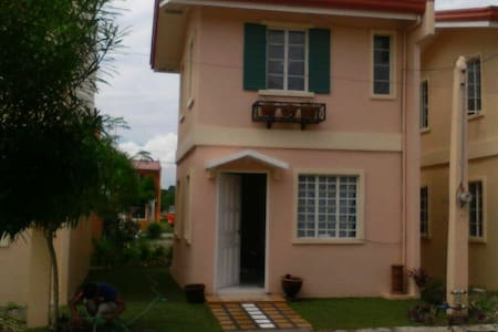 Rina Camella Homes - Butuan City - Дом