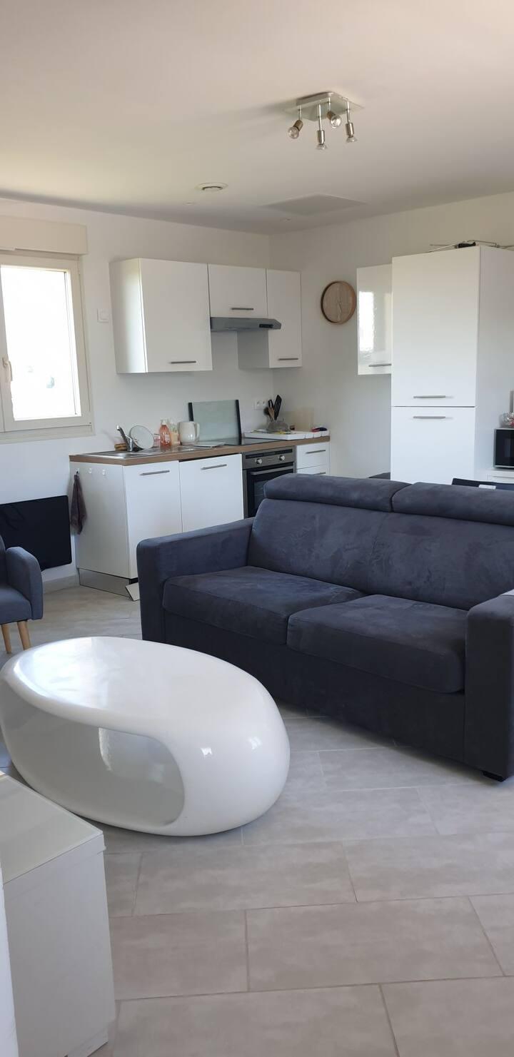 Appartement sans voisin un vrai plus pour le repos