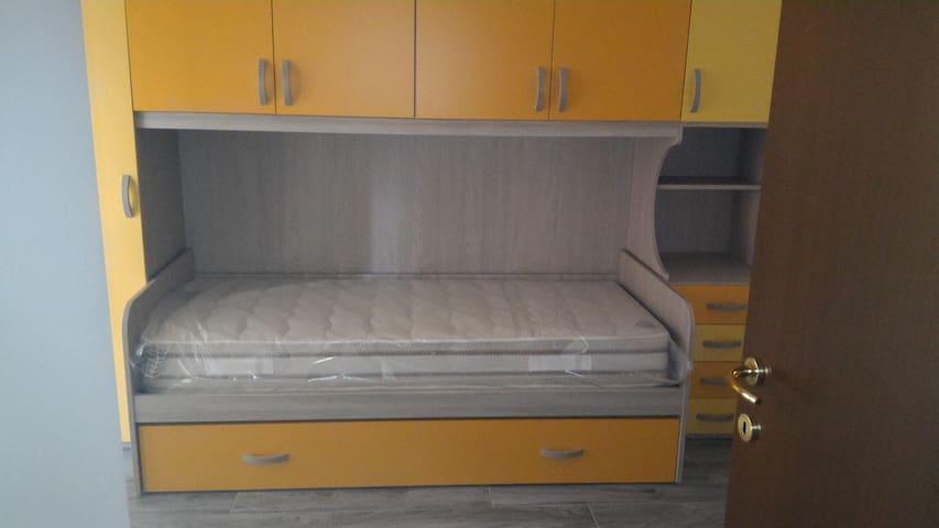 Stanza e bagno privati in appartamento condiviso - Busto Arsizio