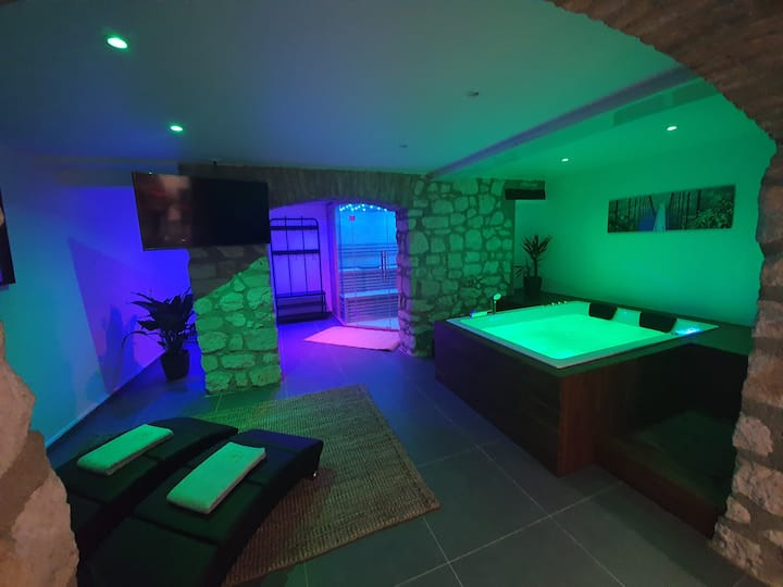 Appartement Spa