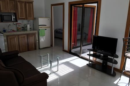 Private 1-bed with garden, downtown - San José