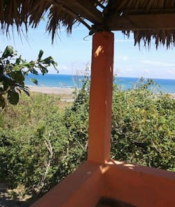 hermosa Villa con vista al mar. - playa villa Rica