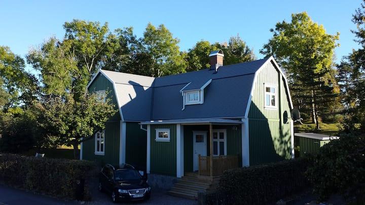 Villa 10 min från Liseberg