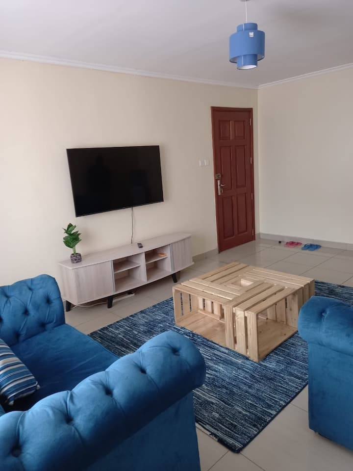 One bedroom apartments Fully Furnished